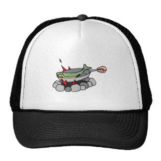 Fish skillet hats