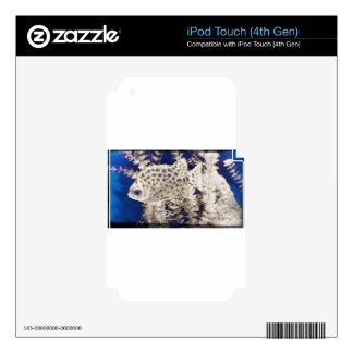 Fish Skin For iPod Touch 4G