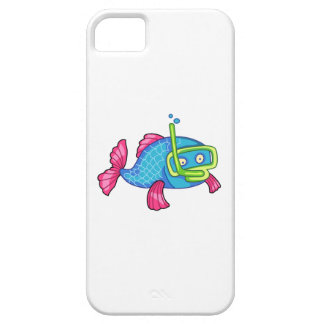 FISH SNORKELING iPhone 5 CASE