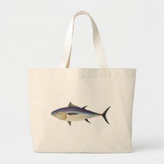 Fish - Southern Bluefin Tuna - Thunnus maccoyii Canvas Bag
