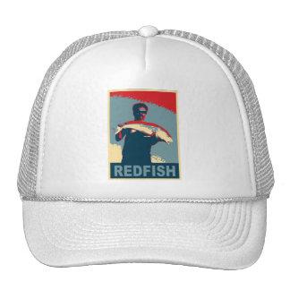 Fish Species Iconized like obama Hats