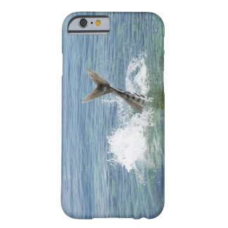 Fish splashing in the sea barely there iPhone 6 case