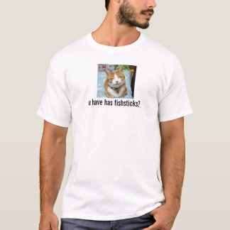 Fish Sticks - Gay Fish tshirt