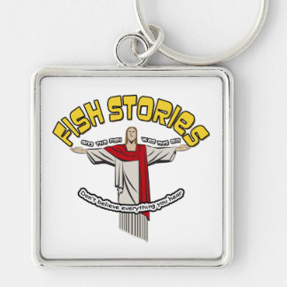 Fish Stories Keychain