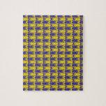 Fish Stripes Pattern Puzzle