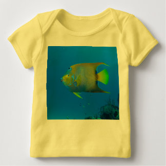 Fish Swim Custom Personalize Destiny Destiny'S Baby T-Shirt