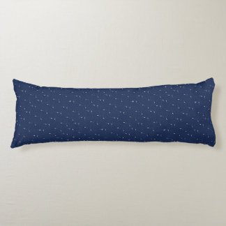 Fish Swimming in the Deep Blue Sea Body Pillow