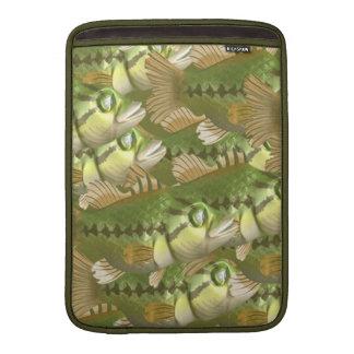 Fish Swimming MacBook Sleeve