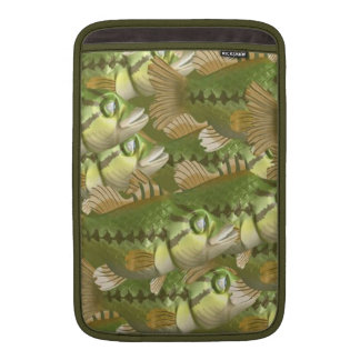 Fish Swimming MacBook Air Sleeves