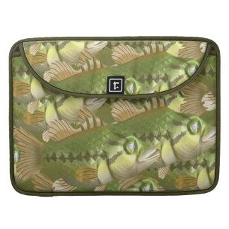 Fish Swimming Sleeves For MacBooks