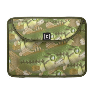 Fish Swimming Sleeve For MacBook Pro
