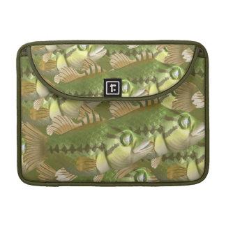 Fish Swimming Sleeve For MacBooks