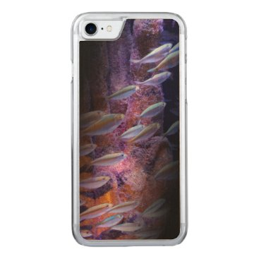 Beach Themed Fish Swirl Phone Case