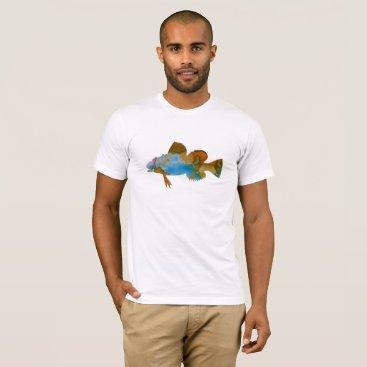 Beach Themed Fish T-Shirt