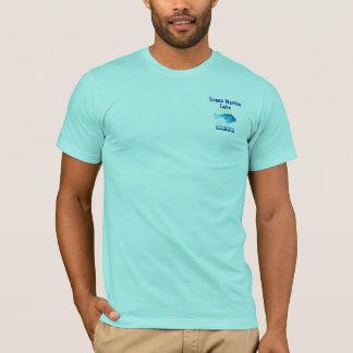 "Fish T-Shirt ""Logan Martin Lake"" Alabama"