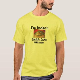 "Fish T-shirt ""Smith Lake"" Alabama"