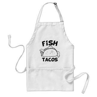 Fish Tacos Apron