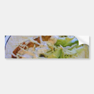 Fish Tacos Food Cabbage Tortillas Bumper Stickers