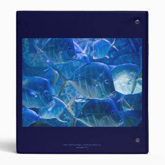 Fish Tales Avery Binder