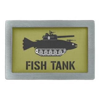 Fish Tank Belt Buckle