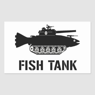 Fish Tank Stickers