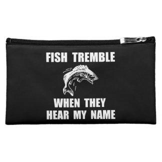 Fish Tremble Makeup Bag