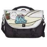 fish-u laptop computer bag