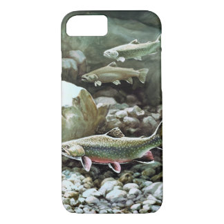 Fish under iPhone 7 case