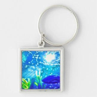 Fish Under The Sea Key Chain