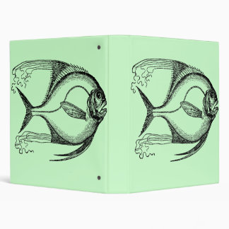 fish vinyl binder