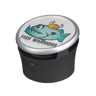 Fish Warriors Bumpster Speaker