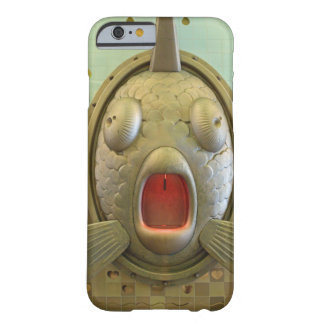 Fish water fountain barely there iPhone 6 case