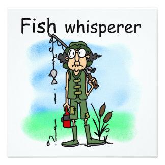 Fish Whisperer Card