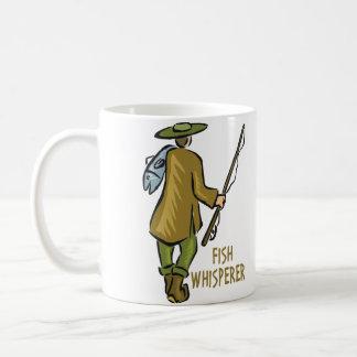 The fish whisperer coffee travel mugs zazzle for The fish whisperer