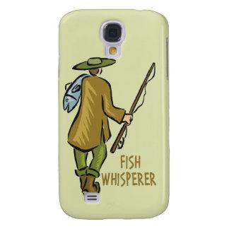 Fish Whisperer Fishing Samsung S4 Case