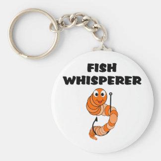 Fish Whisperer Keychain