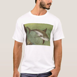 Fish - White Shark - Carcharodon carcharias T-Shirt