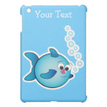 Fish with air bubble iPad mini covers