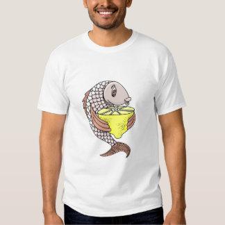 Fish With Lemon T-Shirt