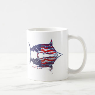 Fish with reflections collection coffee mug