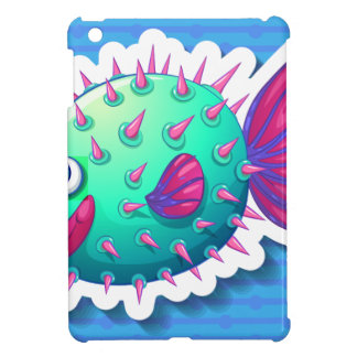 Fish with thorns case for the iPad mini