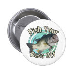 Fish your bass off pins