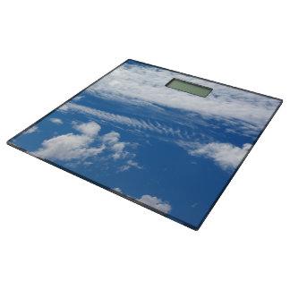 Fishbone Cloud Bathroom Scale