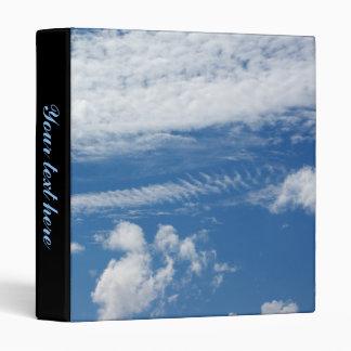 Fishbone Cloud Binder