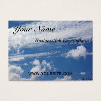 Fishbone Cloud Business Card