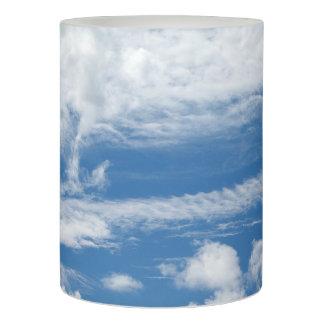 Fishbone Cloud Flameless Candle