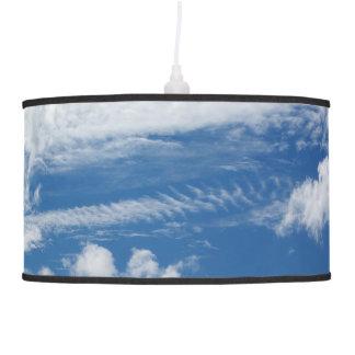 Fishbone Cloud Hanging Lamp