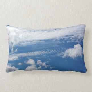 Fishbone Cloud Lumbar Pillow