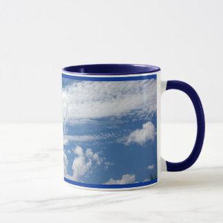 Fishbone Cloud Mug