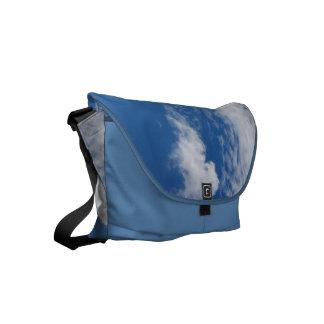 Fishbone Cloud Small Messenger Bag